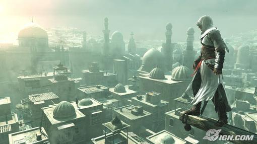 """Маленький рассказик для любителей """"Assassin's Creed""""  Написан очень давно, еще в преддверии выхода первой части игры .... - Изображение 1"""