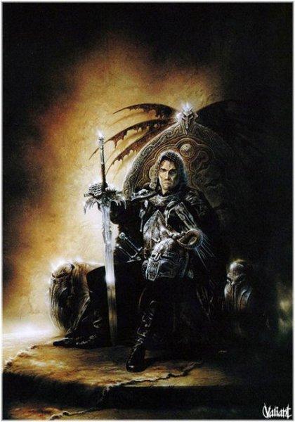 """На этот раз рассказик для любителей """"Dungeon's and Dragons"""", """"Icewind Dale"""" и """"Baldur's Gate"""" да и для всех любителе ... - Изображение 1"""