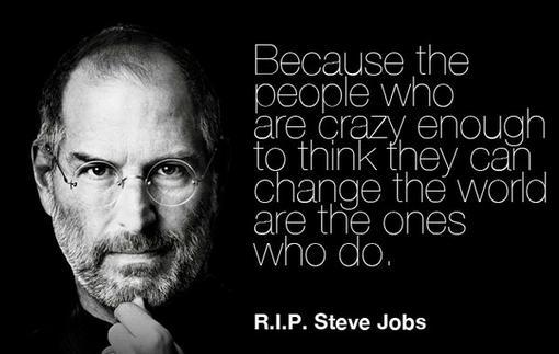 Помним и скорбим - R.I.P Steve Jobs - Изображение 1