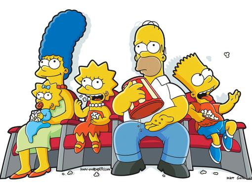 """Все любитель и не очень мульт-сериала """"Simpsons""""можете смеяться, можете плакать, но «Симпсонов» продлили сразу на дв ... - Изображение 1"""