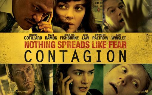 """""""Заражение"""" / """"Contagion""""Ничто не распространяется так, как страх.  Ловили ли вы себя когда-нибудь на мысли, что дей ... - Изображение 1"""