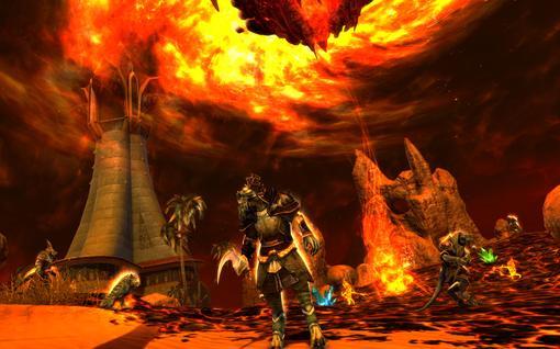 12 октября 2011 года, в MMORPG Rift стартовал мировой live-ивент обновления «Ashes of History», сообщает официальный ... - Изображение 1