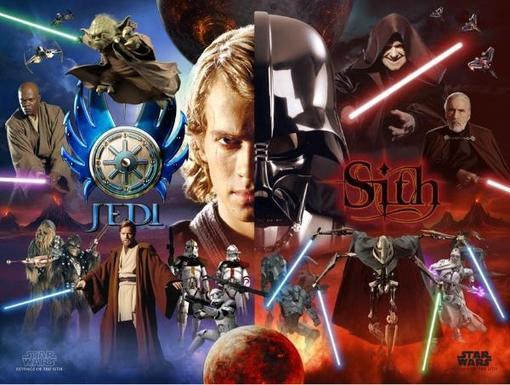 А как смотреть правильно Star Wars? 1-2-3 и потом 4-5-6 или 4-5-6 и потом 1-2-3? Вообще если смотреть на картинки, т ... - Изображение 2