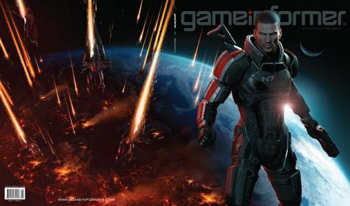 За последнее время собралось большое количество новостей по поводу Mass Effect3. Я решил объединить их воедино и сис ... - Изображение 1