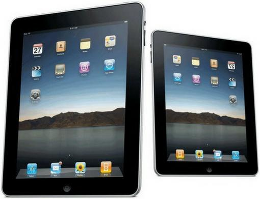На прошлой неделе уже ходили слухи о том, что Apple, возможно, готовит более дешевый iPad mini для конкуренции с нов ... - Изображение 1