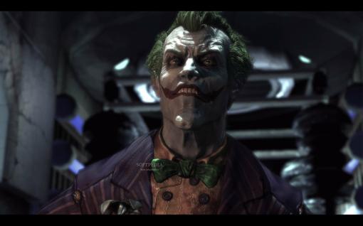 Начинаю новую игру замечательной игры Batman Arkham Asylum. Бэтмен ловит Джокера и приводит его в психиатрическую кл ... - Изображение 1