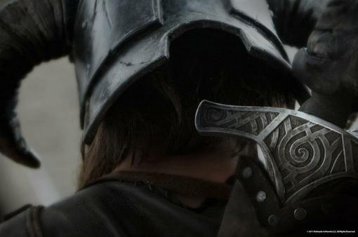 На официальной странице The Elder Scrolls в социальной сети Facebook были выложены три весьма странных фотографии. О ... - Изображение 1
