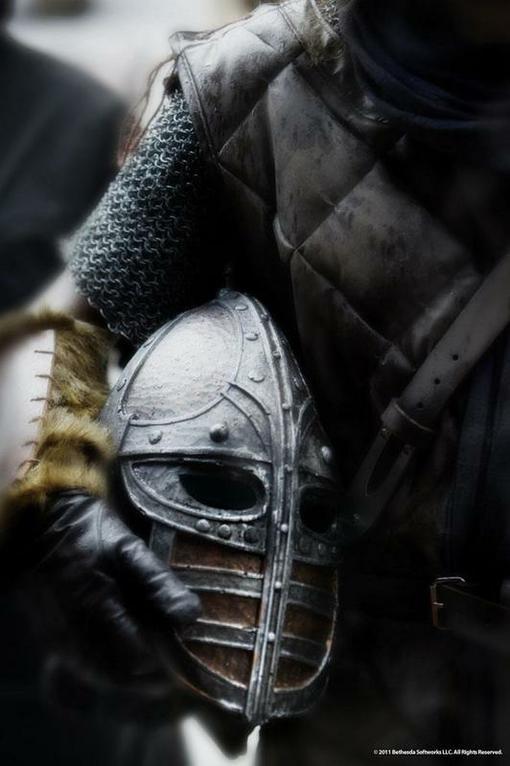 На официальной странице The Elder Scrolls в социальной сети Facebook были выложены три весьма странных фотографии. О ... - Изображение 2