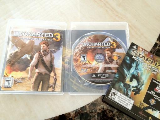 В сети поступают сообщения, что некоторым игрокам из Европы и других регионах уже удалось стащить копию Uncharted 3  ... - Изображение 2