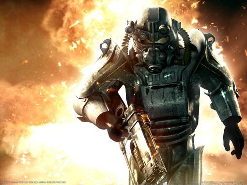 Fallout 3 очень крутая игра мне она нравится много крутого оружия например лазерная пушка  особенно на ПК вней очень ... - Изображение 1