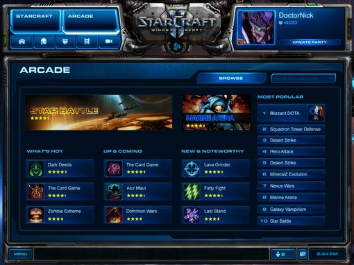 На круглом столе по StarCraft II: Blizzard DOTA и игровым модификациям обсуждались пути усовершенствования инструмен ... - Изображение 2