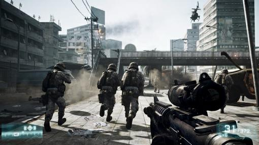 Battlefield 3 — пройден!Просто фантастическая, прорывная игра. Next-gen, который уже наступил. Конечно, речь идет о  .... - Изображение 2
