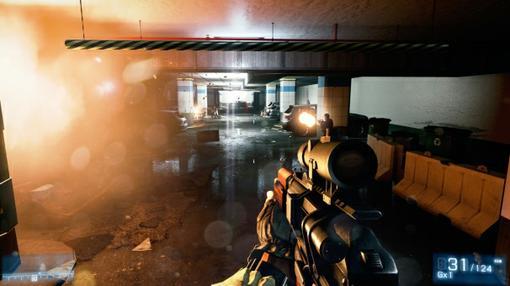 Battlefield 3 — пройден!Просто фантастическая, прорывная игра. Next-gen, который уже наступил. Конечно, речь идет о  ... - Изображение 1