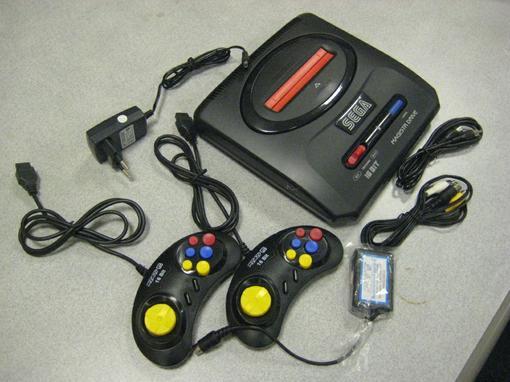 Не так давно, я приобрел замечательнейшую вещь. Имя ей MAGISTR Drive 2 - это типа Sega Mega Drive 2, только в адапта ... - Изображение 1