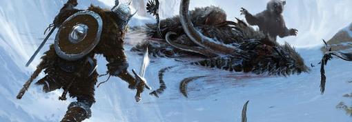 1-ая игра The Eldor Scrols V:SkyrimСтудия Bethesda славится своим умением создавать игровые миры. Многие мечтают о т ... - Изображение 1