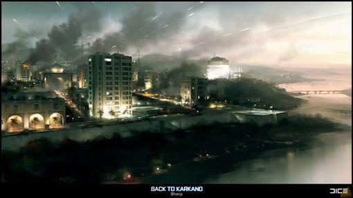 """С сегодняшнего дня в Origin доступен предварительный заказ дополнения """"Back to Karkand"""".Поклонники Battlefield 3 спе ... - Изображение 1"""