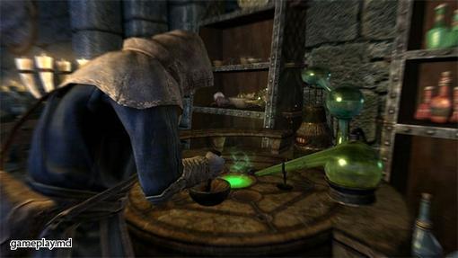 Остались считанные дни до выхода игры The Elder Scrolls 5:Skyrim и поэтому я решил показать вам скриншоты игрыНадеюс ... - Изображение 2