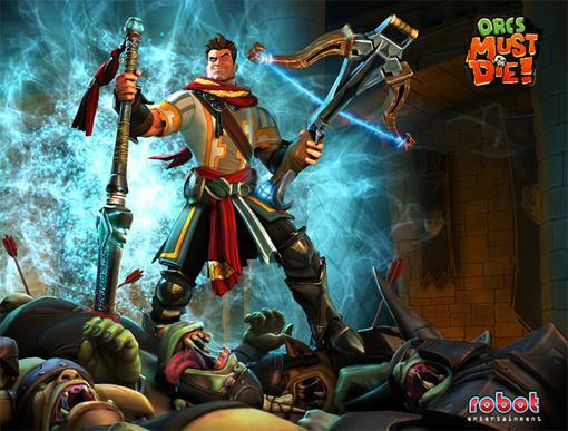 Недавно вышла очень клёвая игра под названиям Orcs Must Die.Сразу напишу системные требования Os: Windows XP SP3 / W ... - Изображение 2
