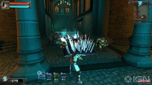 Недавно вышла очень клёвая игра под названиям Orcs Must Die.Сразу напишу системные требования Os: Windows XP SP3 / W ... - Изображение 1