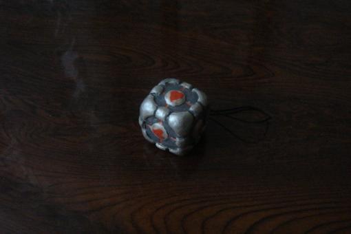 Решил сделать куб компаньон, спасибо, еще раз Amiko-chan за идею, думаю для первого раза получилось хорошо, учитывая ... - Изображение 1