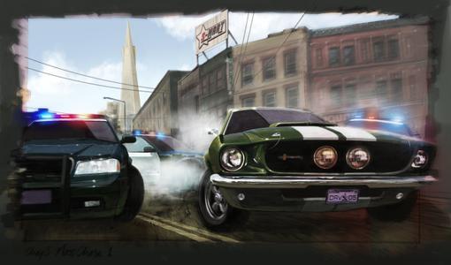 Driver:San Francisco игра улёт чего о ней скажешь о этой игре есть пересадка в машины ну короче ты отделяешься от св ... - Изображение 2