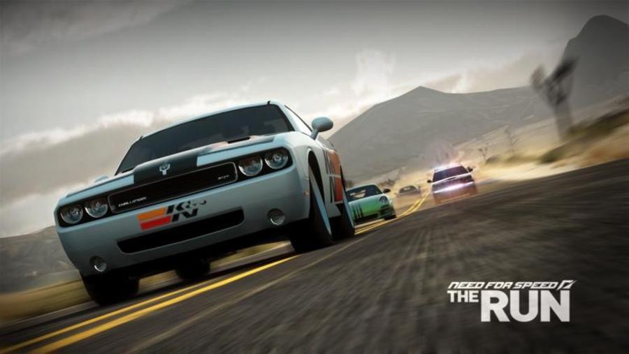 Скриншот игры [Аккаунт] Need for Speed: The Run