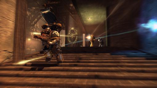 Сегодня THQ объявила о большом DLC для Warhammer 40.000: Space Marine, намеченный на декабрь. Обещают добавить беспл ... - Изображение 3