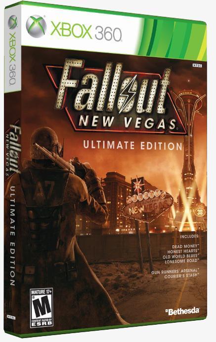 Компания Bethesda Softworks анонсировала выпуск издания Fallout: New Vegas Ultimate Edition, которое появится в прод ... - Изображение 1