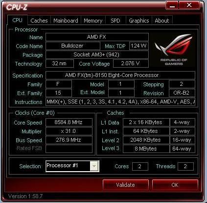Буквально два дня назад мы писали об очередном мировом рекорде частоты, который принадлежит процессору AMD FX-8150.  ... - Изображение 2