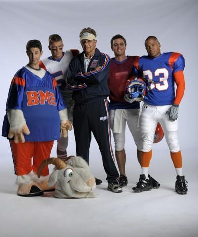 Blue mountain state-американский комедийный сериал про жизнь студентов, которые просто бредят футболом. Показ старто ... - Изображение 3