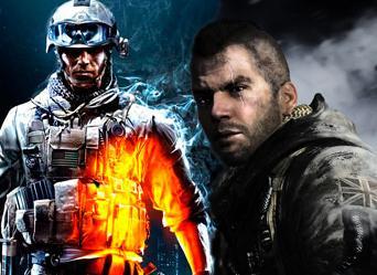 Как большой поклонник кинематографичных военных шутеров, не мог пройти мимо двух главных монстров 2011 года, схлестн ... - Изображение 1