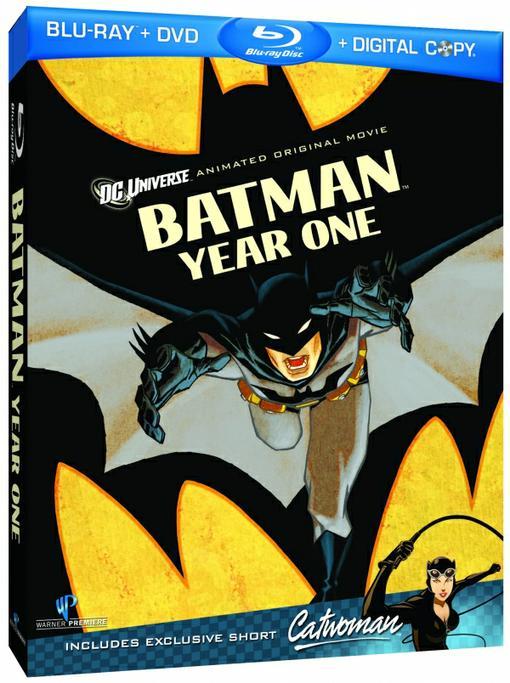 Вот решил посмотреть пару полнометражных мультфильмов про Бэтмана, довольно новые - 2010 и 2011 года.  Batman: Under ... - Изображение 1