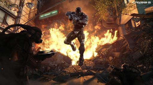 Скажем так, что первый Crysis был не самой лучшей игрой и некоторые моменты вызывали у меня неконтролируемые приступ .... - Изображение 2