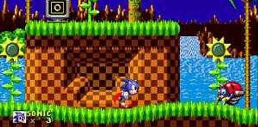 Да да это тот самый сверхзвуковой синий ёж символ компании sega.Игра может показаться ленивой копией MARIO но в игре ... - Изображение 2