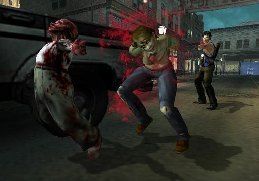 """Всем доброго времени суток! Сегодня речь пойдет о игре созданной по мотивам кинокартины Сэма Рейми """"Зловещие мертвец ... - Изображение 3"""