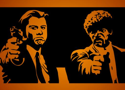 «Криминальное Чтиво»В 1985 году обычный парень Квентин Тарантино на одной голливудской вечеринке знакомится с продюс ... - Изображение 3