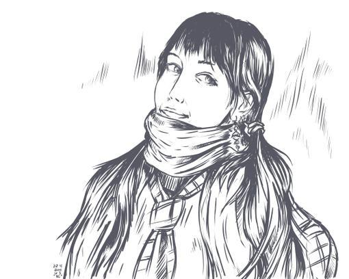 """Я давно подумывал, чтобы нарисовать кого-то из Канобу... Все как-то не рещался кого.И тут в голову пришла идея: """"А п ... - Изображение 2"""