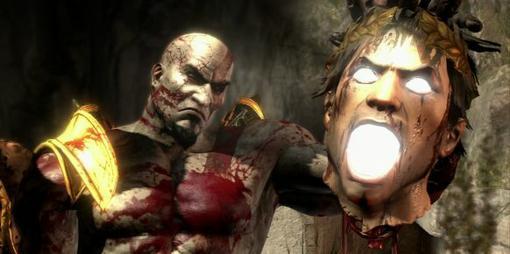 God of War 2 для консоли Playstation 2 вышел через полгода после запуска консоли следующего поколения от Sony. Отдел ... - Изображение 2