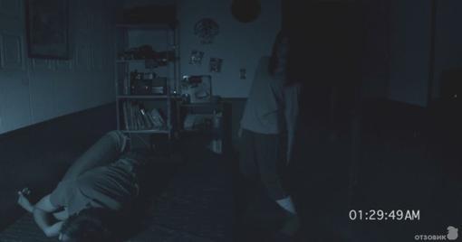 Паранормальное явление ночь в Токио, третья по счету часть, фильмов ужасов серии паранормальное явление. Фильм вышел ... - Изображение 3