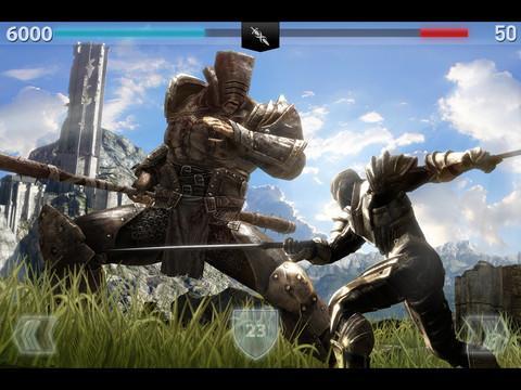 В appstore появился долгожданный Infinity Blade 2. Первая часть прославилась за счет того, что это была первая игра  ... - Изображение 1