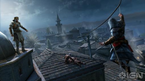 Assasion creed Revelations по мнению критиков довольно протеричивая игра. С одной стороны геймплей устарел и переста ... - Изображение 3