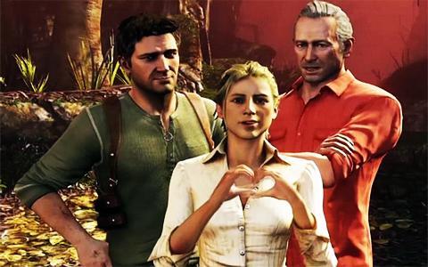 Здраствуйте! Только вот отошёл от консоли, играл в Uncharted 3. Так как сюжетная компания уже пройдена, я конечно по ... - Изображение 1
