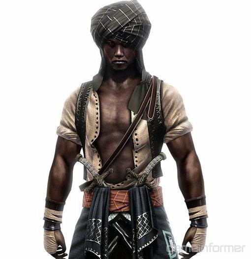 Сетевая играБудет возможность изменения внешнего вида персонажа и вооружения, появится возможность создавать собстве ... - Изображение 1