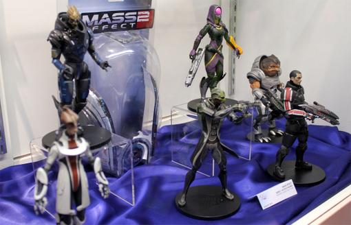 Доброго времени суток КаНоБувчане! Помните фигурку Лиары из Mass Effect которая так нашумела на просторах интернета? ... - Изображение 1
