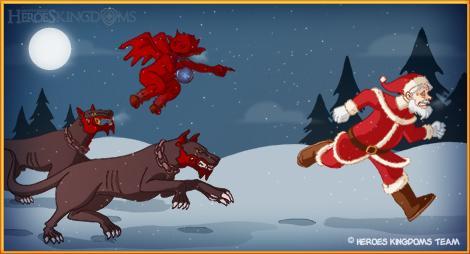 Уважаемые игроки!  Близится Новый Год — время подарков, чудес и невероятных приключений. Не обойдет этот праздник ст ... - Изображение 1