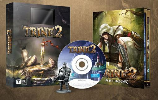 Издательство «Акелла» занялось изданием платформера «Trine 2: Триединство». На дисках игра выйдет в двух вариантах:  ... - Изображение 1