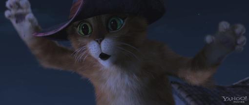 Кот в сапогах - анимационный фильм от студии ДримВоркс, создателей Шрека, вышел в 2011 году, в формате 3Д, нельзя ск ... - Изображение 2