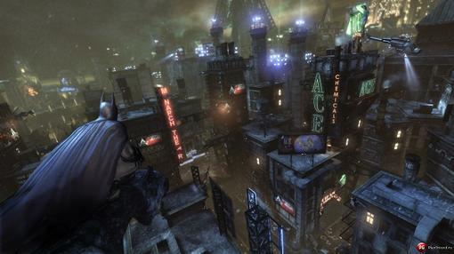 Всем привет. Я хочу вам рассказать про игру Batman Arkham City.Начало игры начинается с заставки, где журналистка да ... - Изображение 2