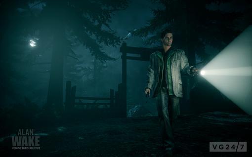 В мае 2010 Alan Wake, разработанной Remedy (Max Payne) вышел на Xbox 360, но игра изначально разрабатывалась и для п ... - Изображение 2
