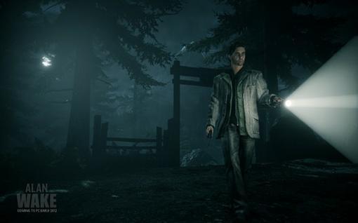 """Проект Alan Wake, около полутора лет являющийся эксклюзивной """"иконой"""" приставок XBOX360, выйдет на PC. С примерно та ... - Изображение 1"""